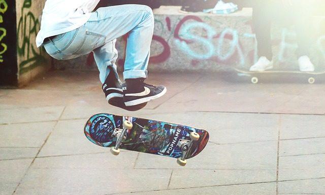 Poczuj się jak uliczny surfer!