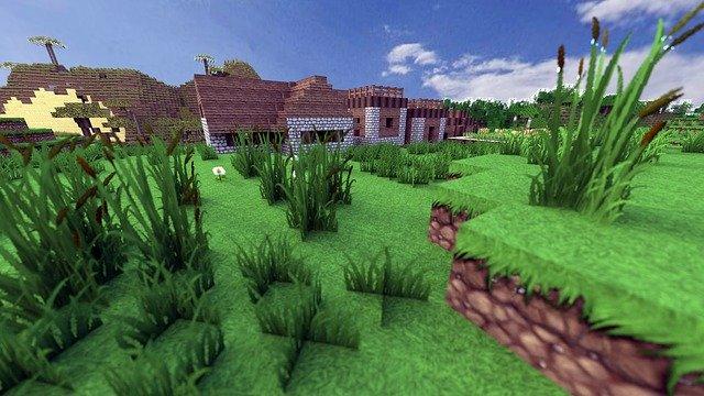 Jak zrobić płot w Minecraft