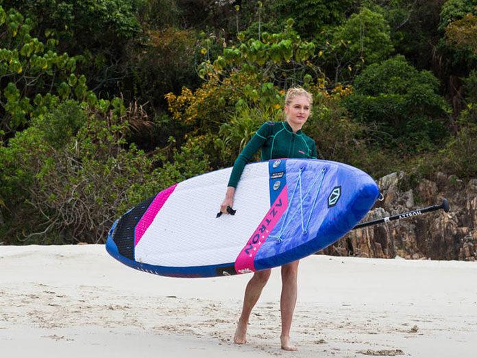 Dmuchana deska surfingowa